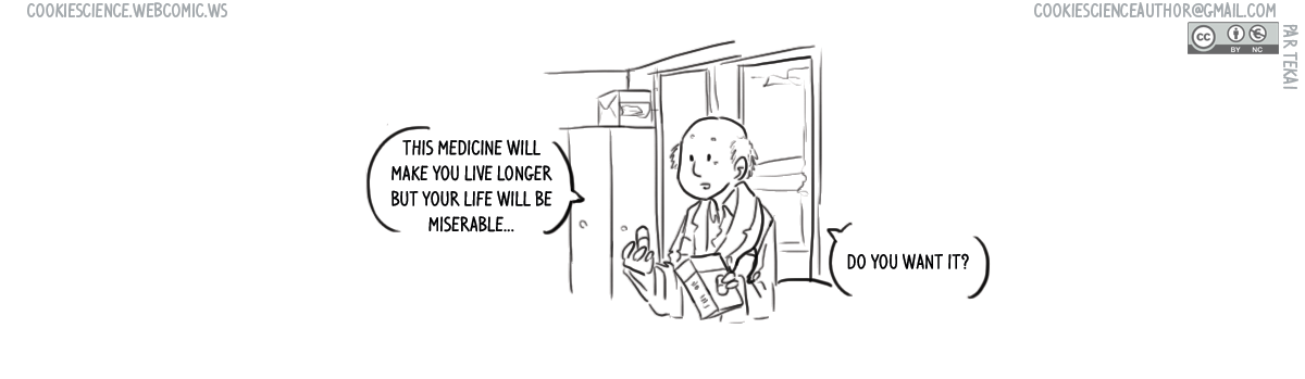 1083 - Longer life or better life?