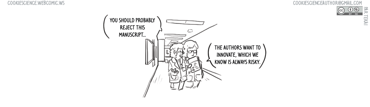 1078 - We don't like innovation