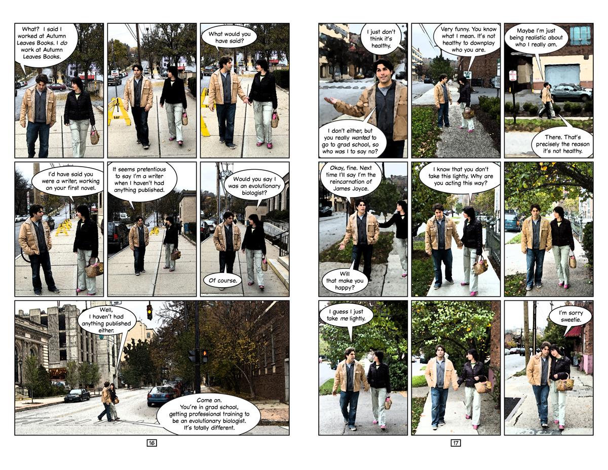 Happenstance pp16-17