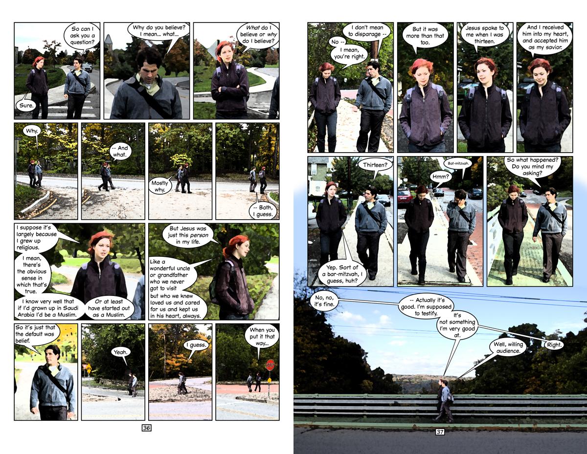 Happenstance pp36-37