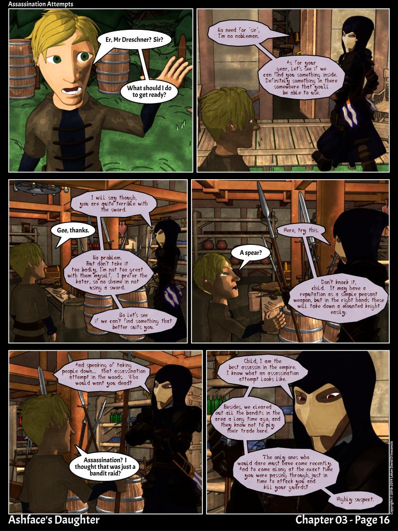 03-16 Assassination Attempts