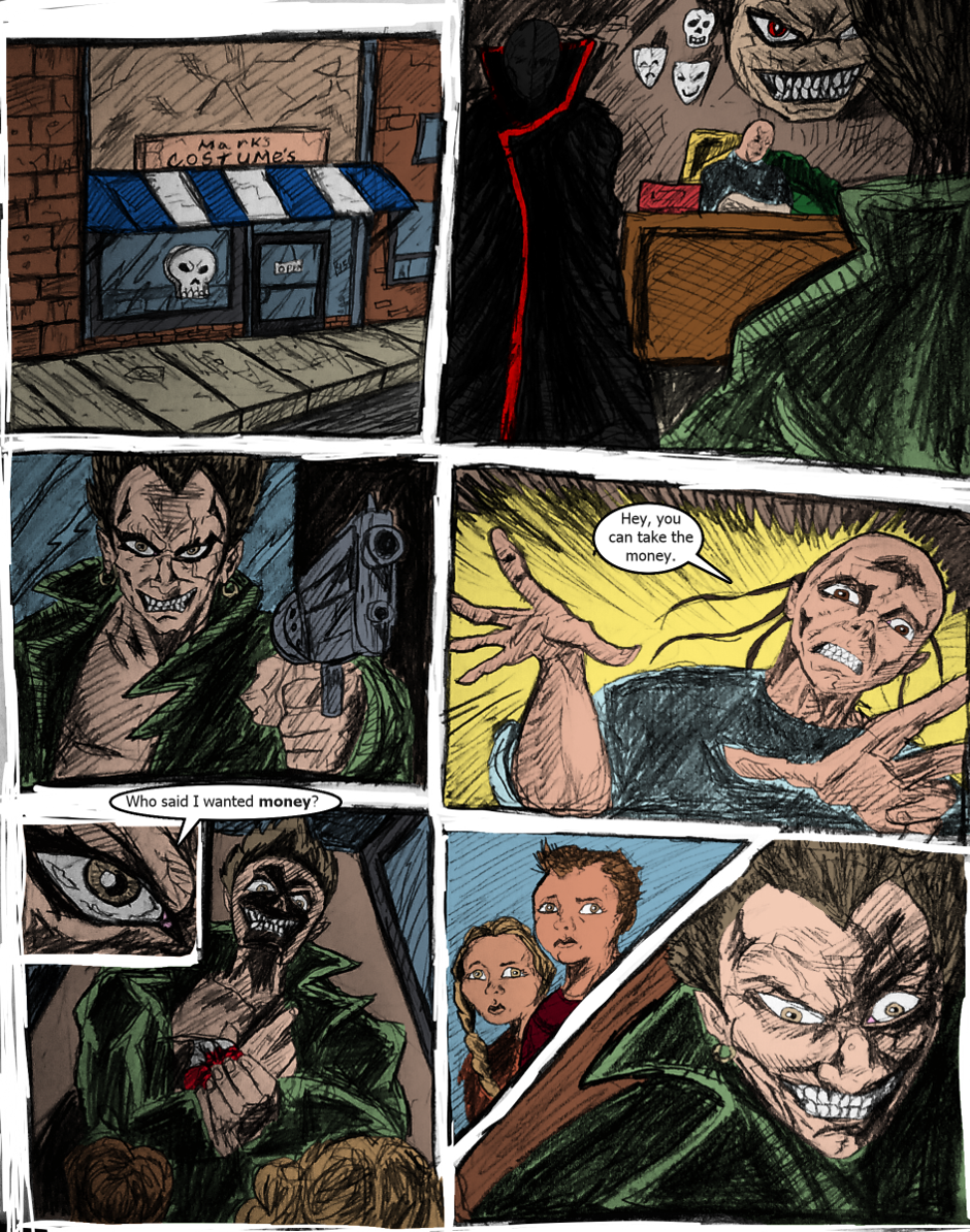 Issue 21: Redress - Page 2