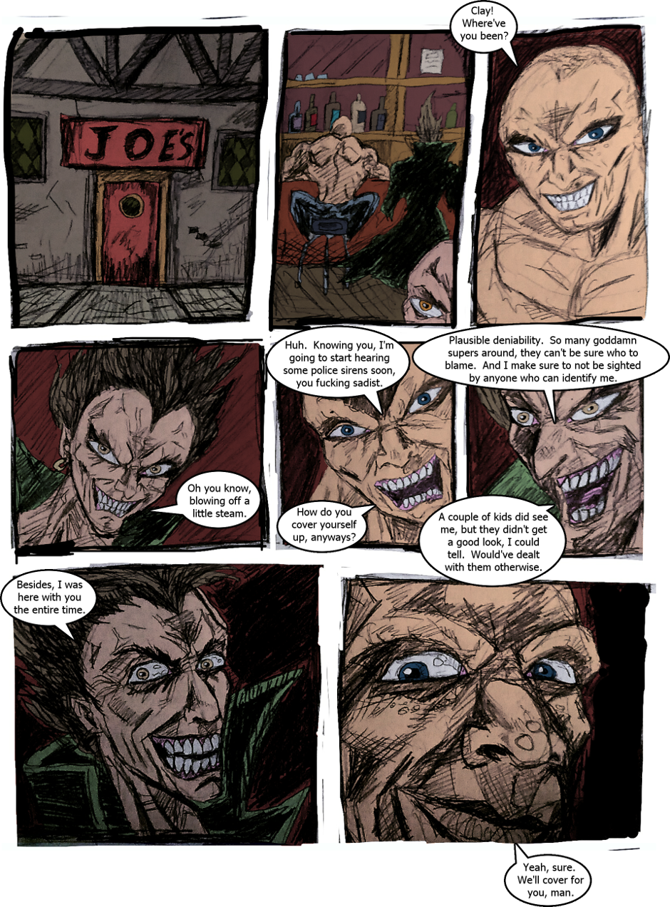 Issue 21: Redress - Page 4
