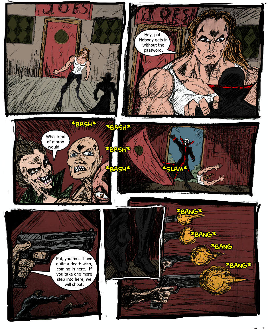 Issue 21: Redress - Page 5