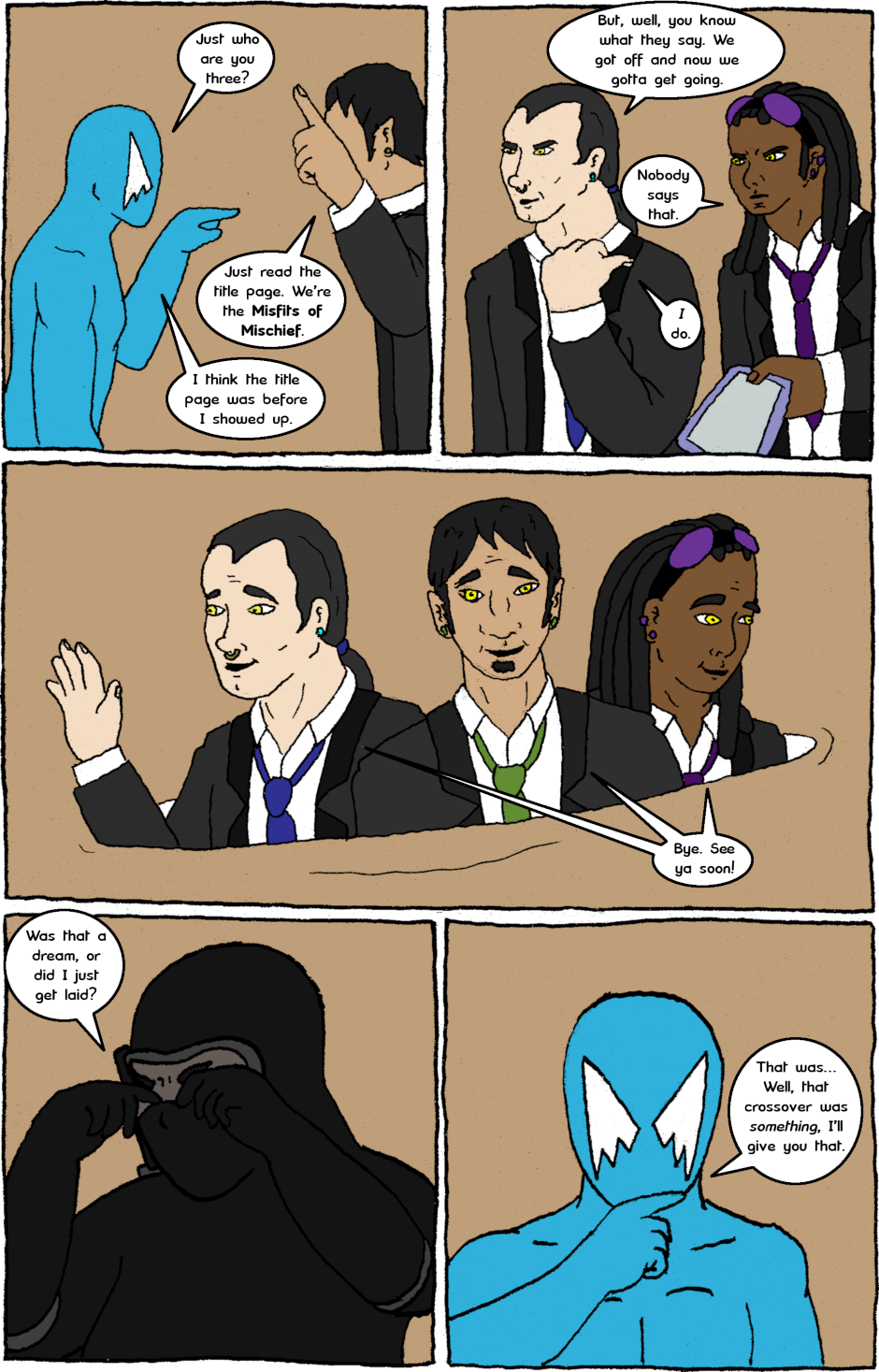 Issue 7: Malignant Malaise - Page 10