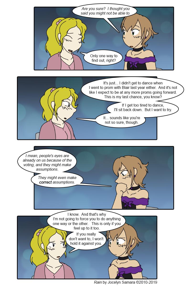 Correct Assumptions