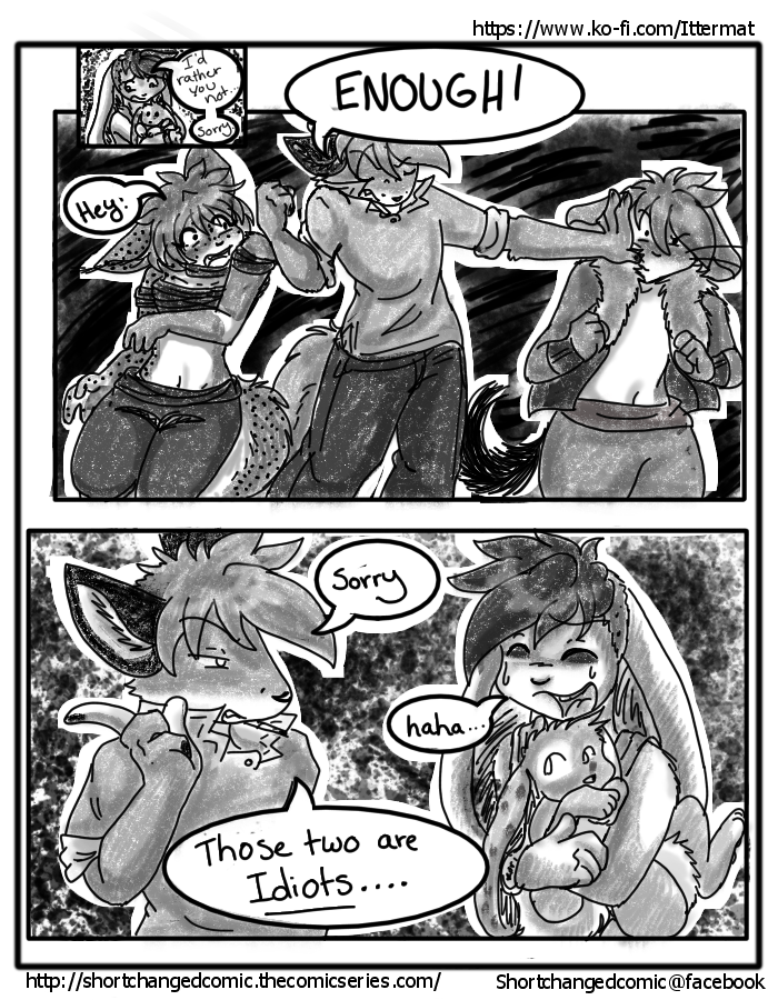 The Puppy Paradox Page 15