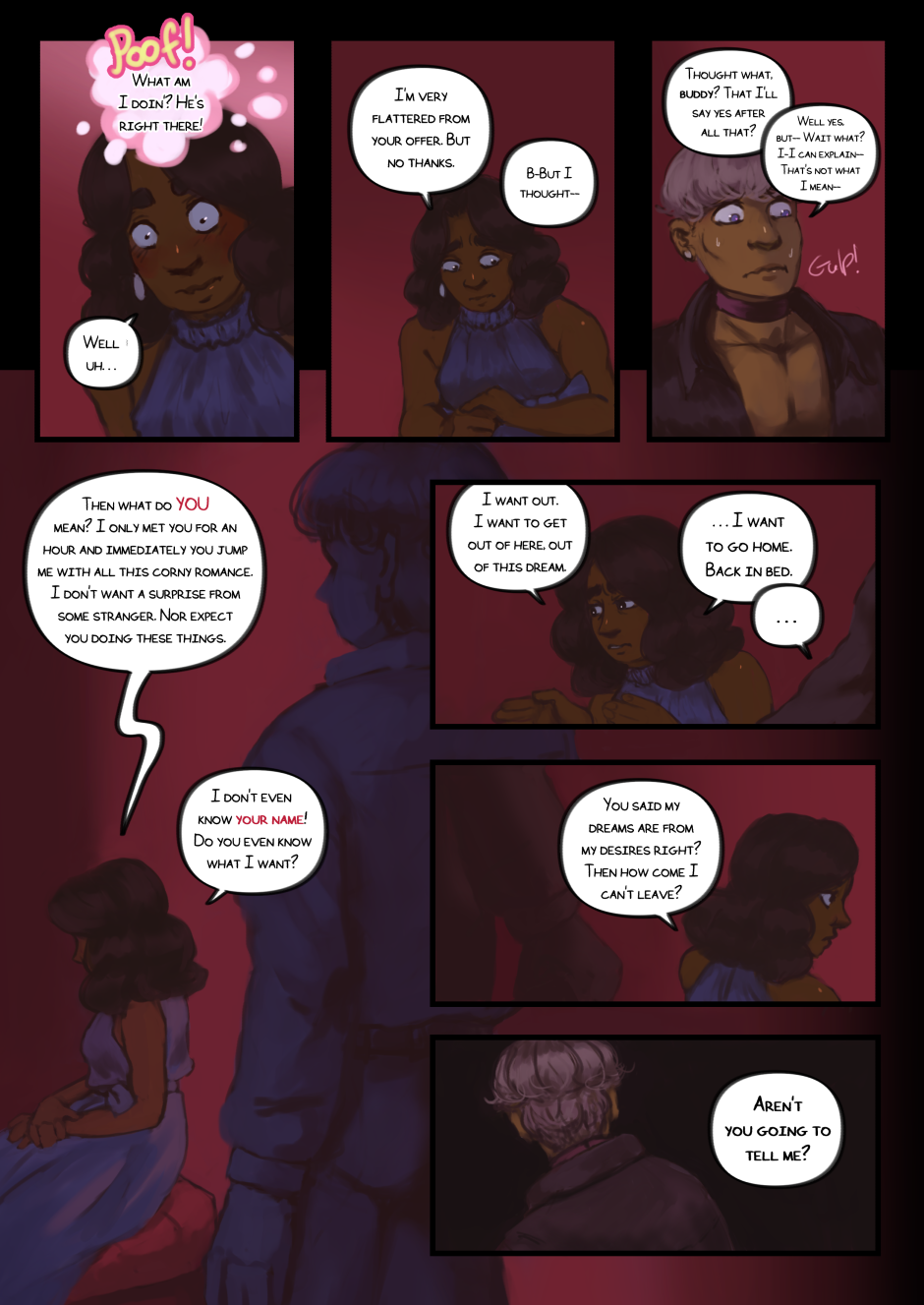 Entice Me [Part II] | Page 15