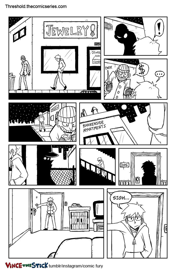 Threshold Page 1