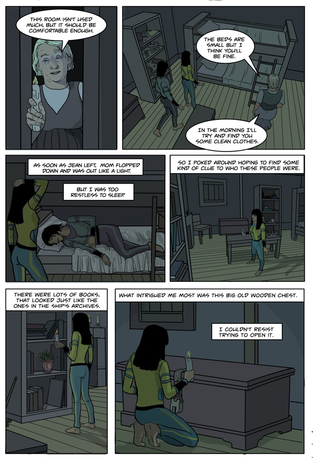 Tangled River Page 233