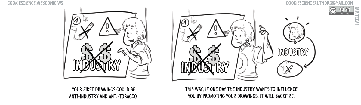1025 - Illustrators shielding themselves from industry biases