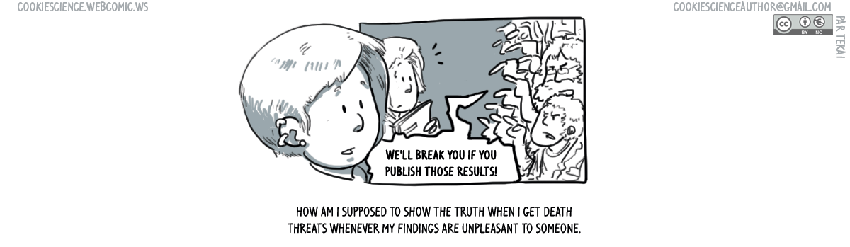 995 - Defend scientists, defend the search for Truth