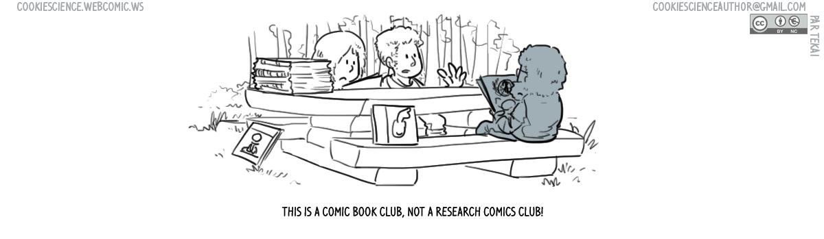 966 - Comics reading group