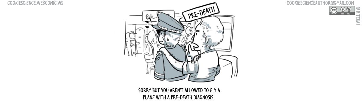 937 - Pre-diagnosis, pre-diseases