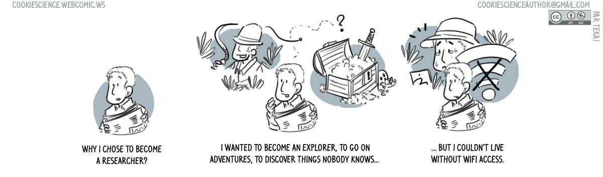 894 - The last explorers
