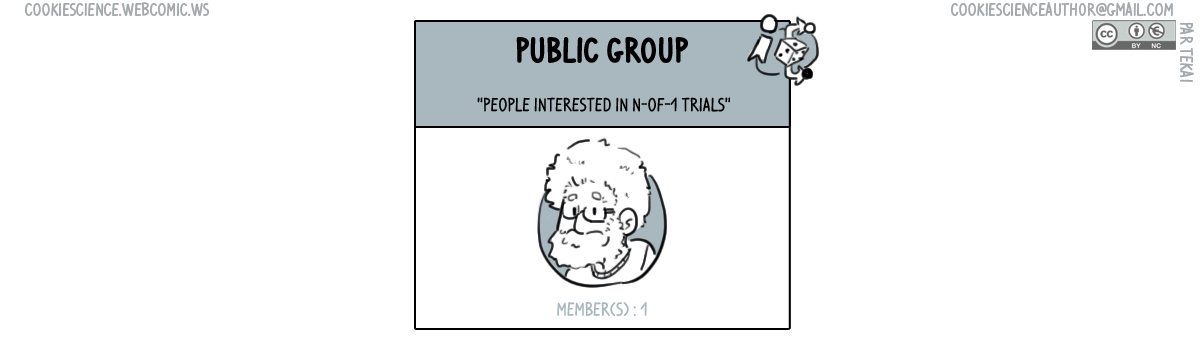 859 - N-of-1 trials interest group