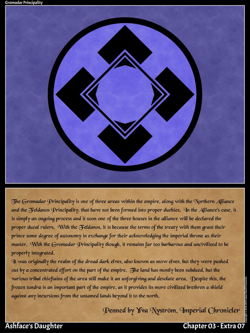 Gromadar Principality