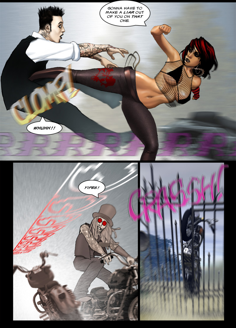 Dream Machine page 4