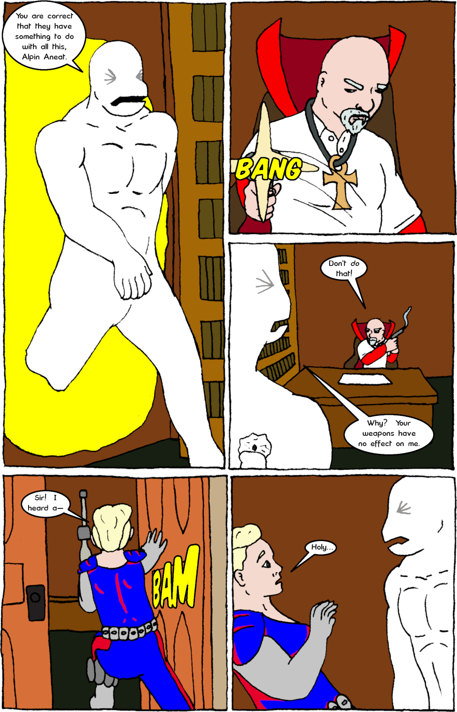 Issue 22: Gaining an Edge - Page 6