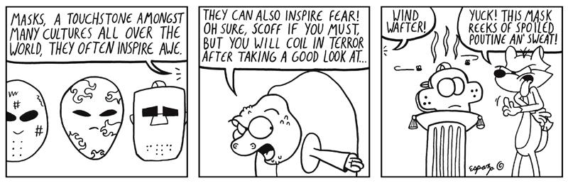 ABSURDITIES OF TERROR PT. 2 (BF #548)