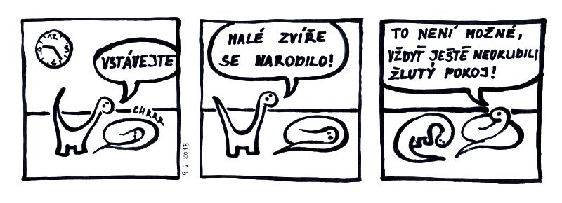 Historie malého zvířete 2.