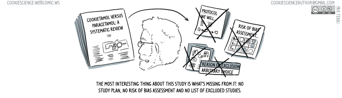 791 - What is missing from this study report?