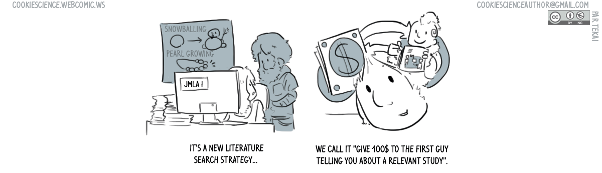 730 - A costly search strategy