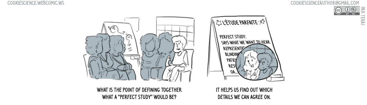 721 - What would be a perfect study?