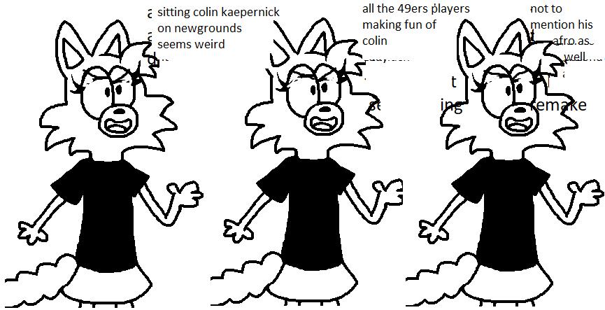 colin comic
