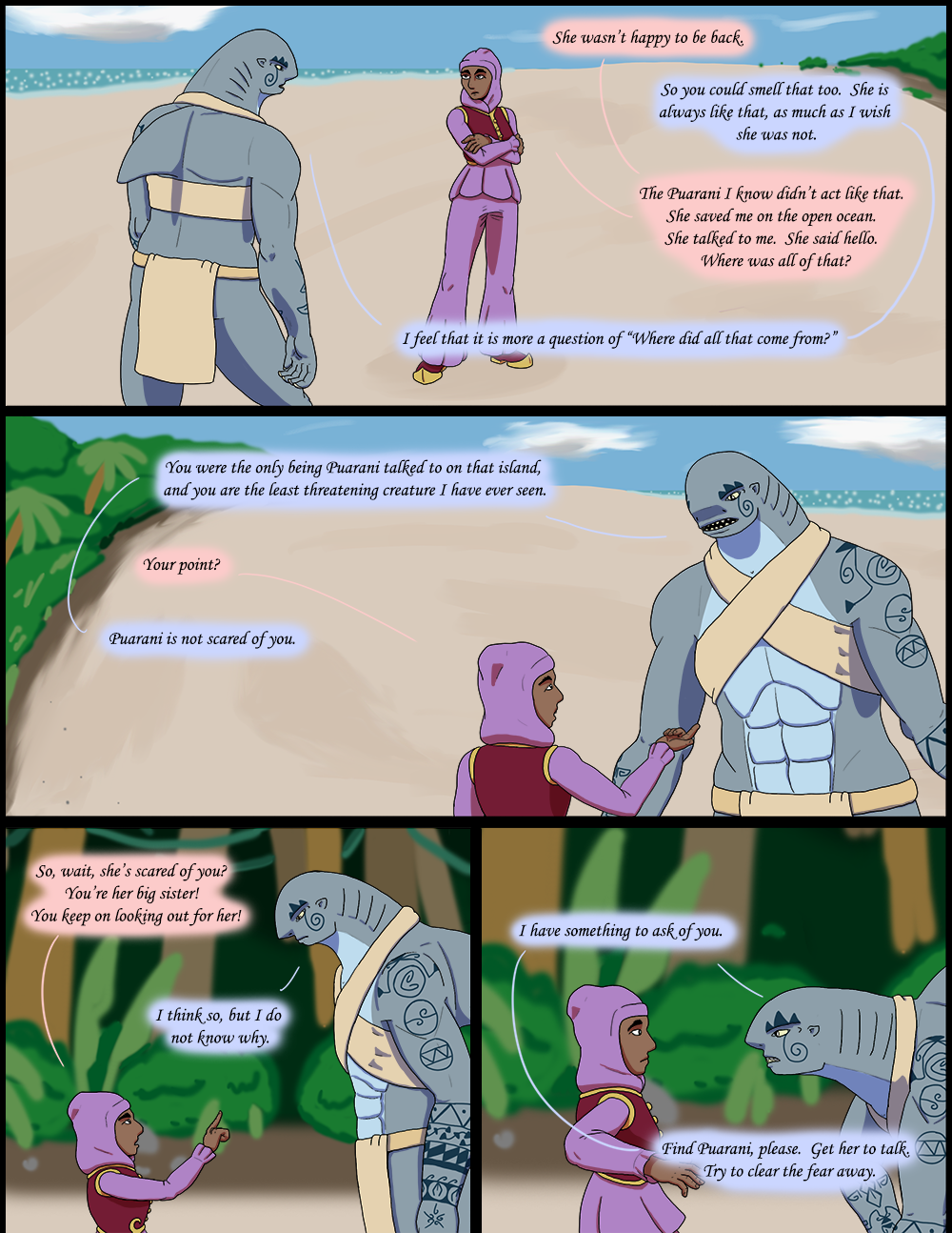 The Wide Ocean - Page 129