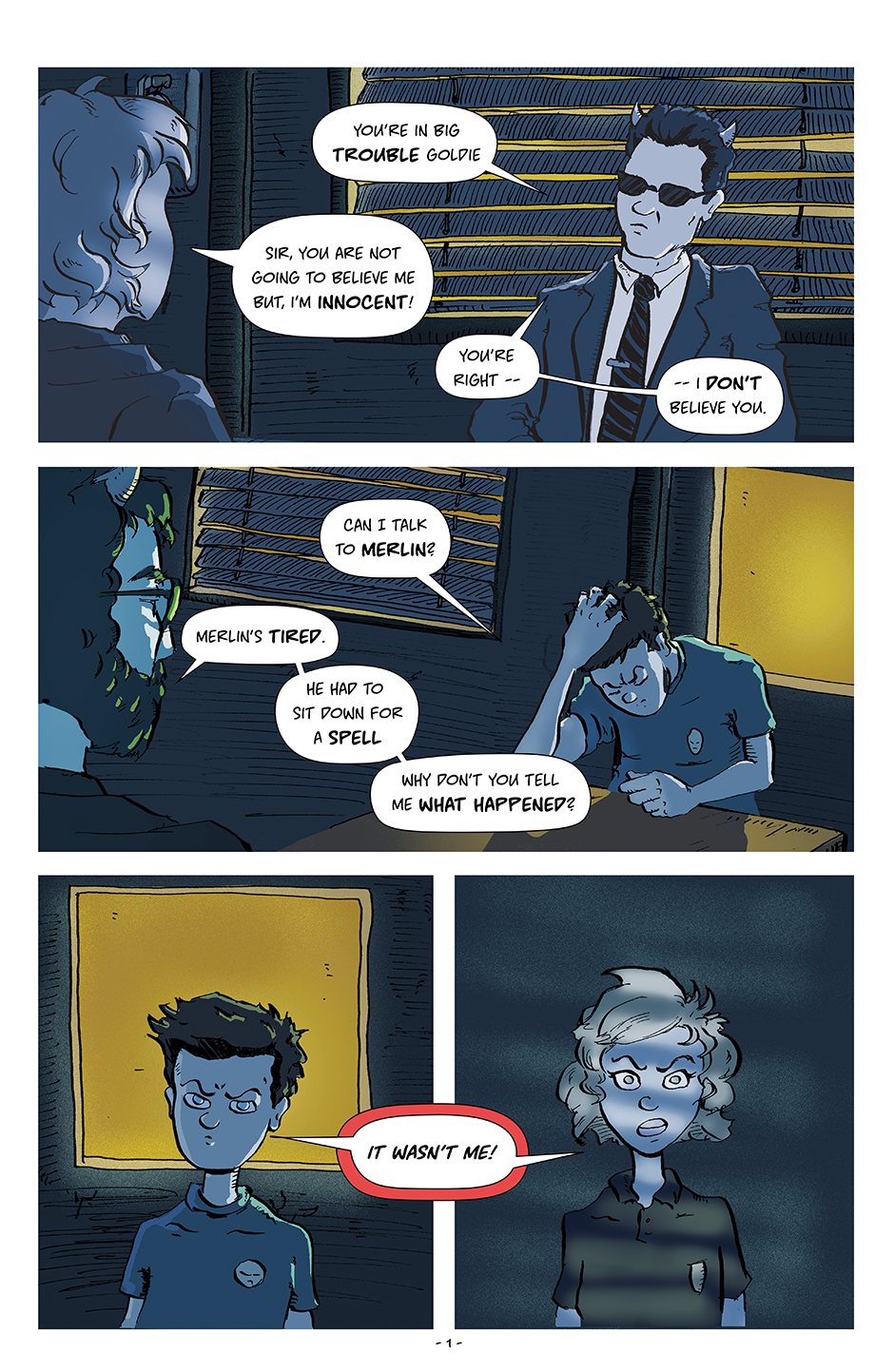 Iss 5, Page 1