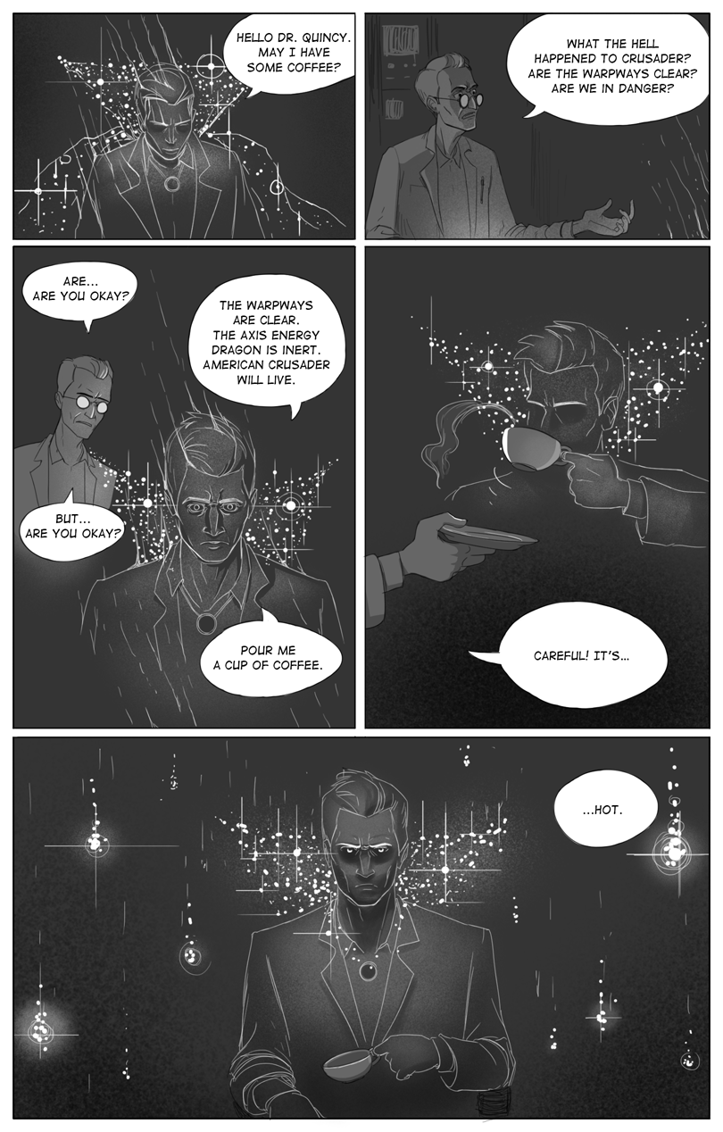 The Power of Stardust 0 6