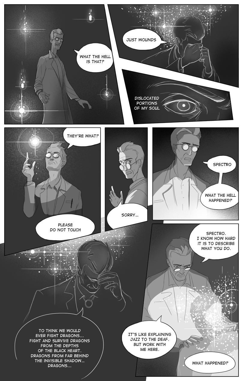 The Power of Stardust 0 7