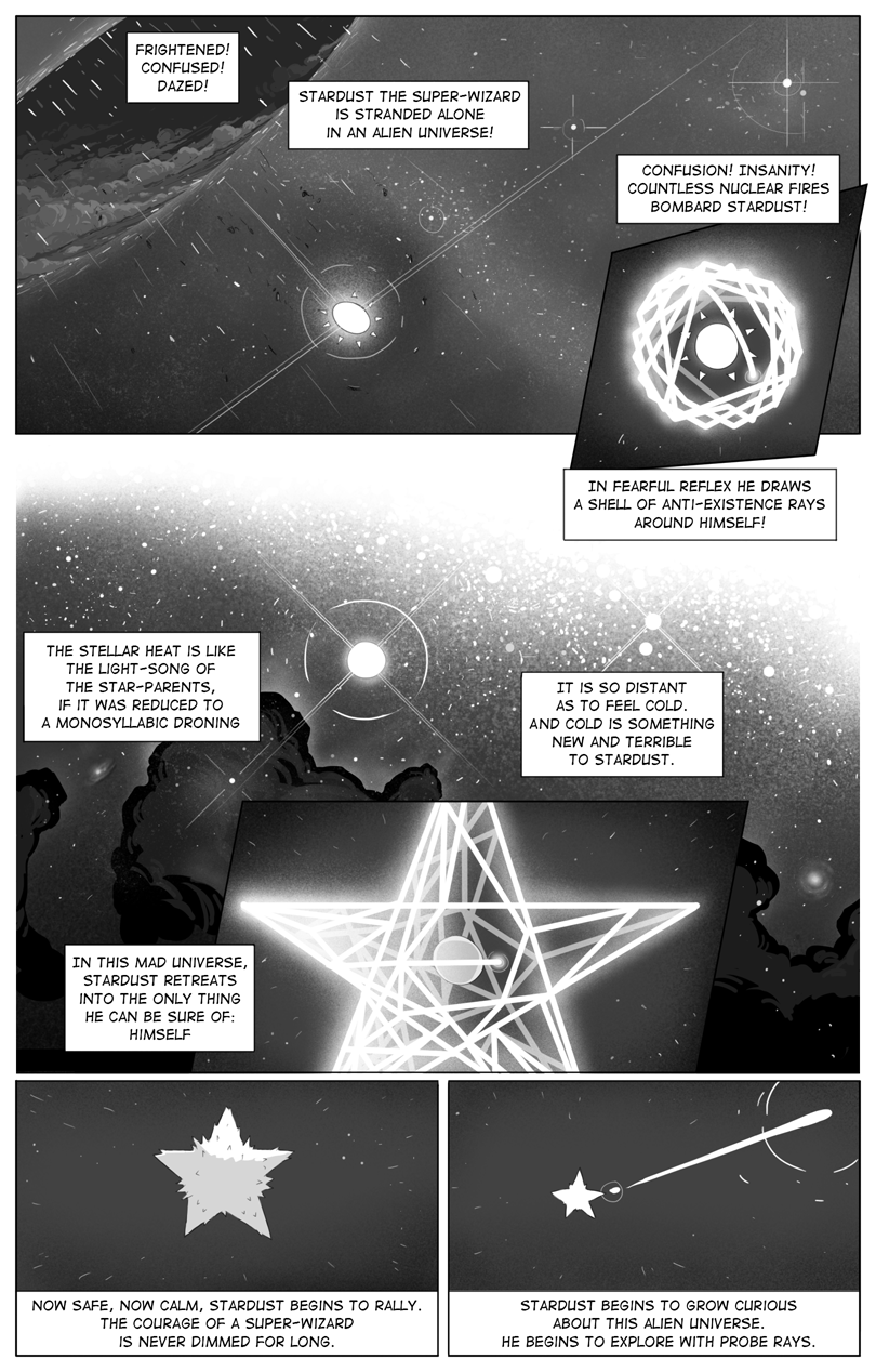 The Power of Stardust 1 10