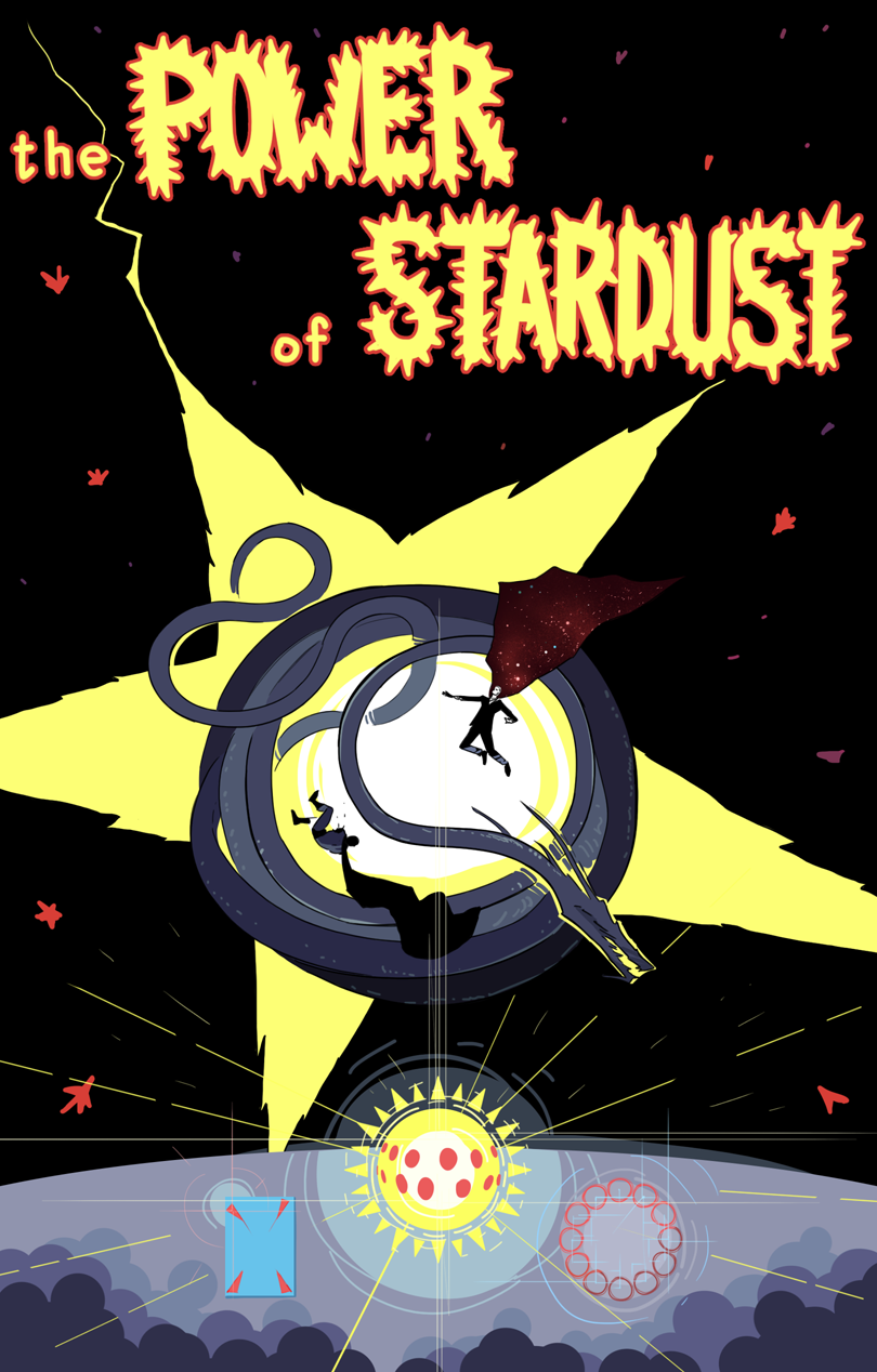 The Power of Stardust 1 Cover