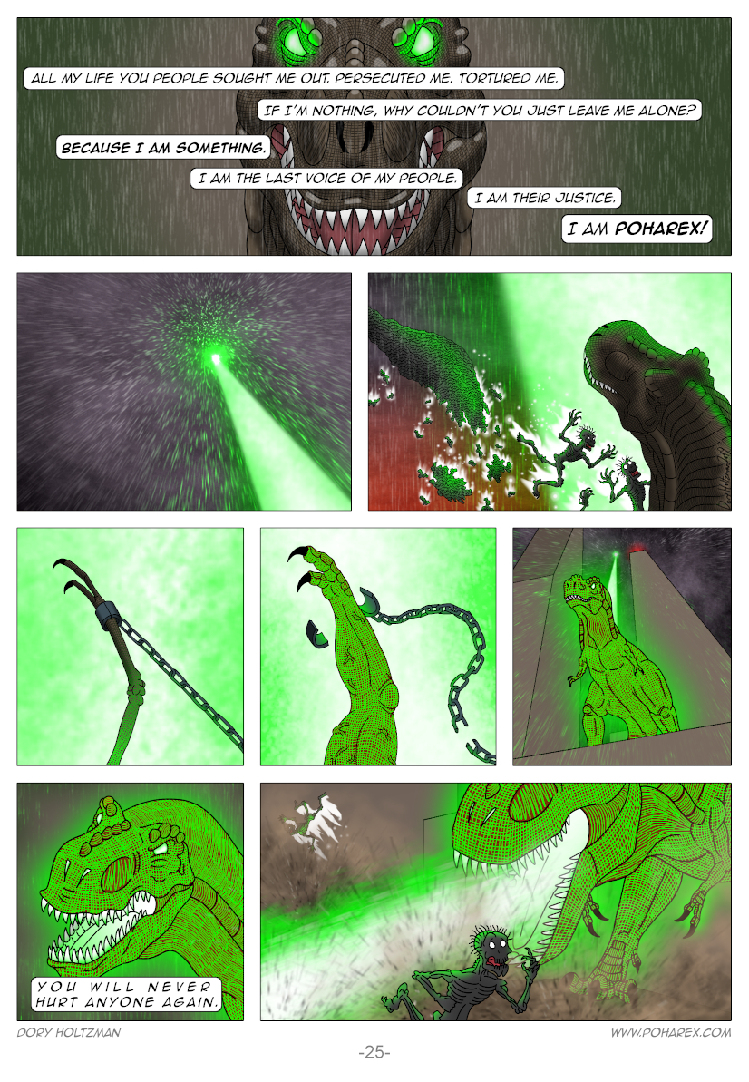 Poharex Issue #13 Page #25