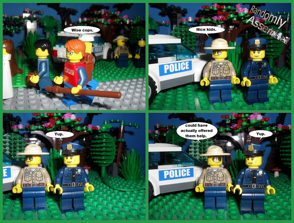#1510-Unhelpful cops