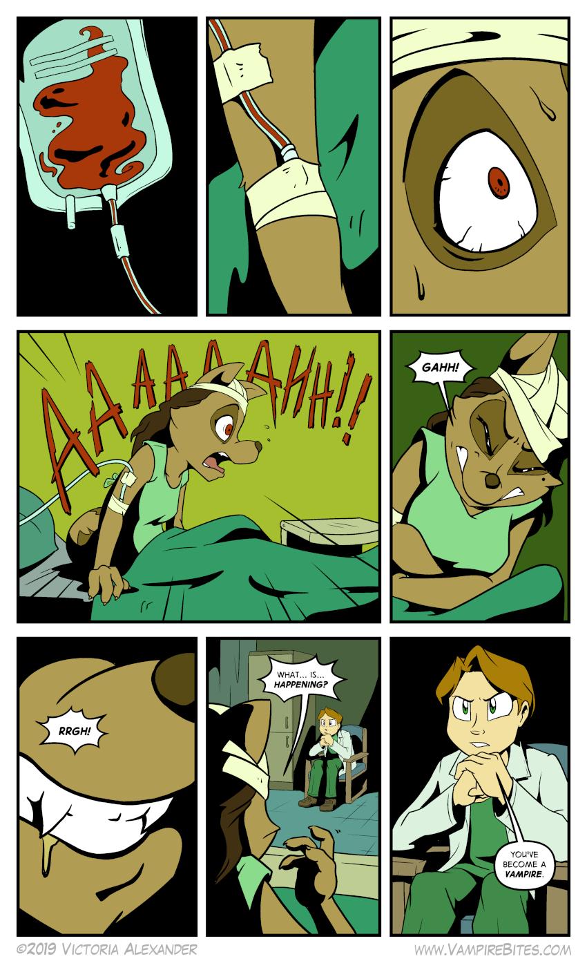 Children of the Night, pg 8