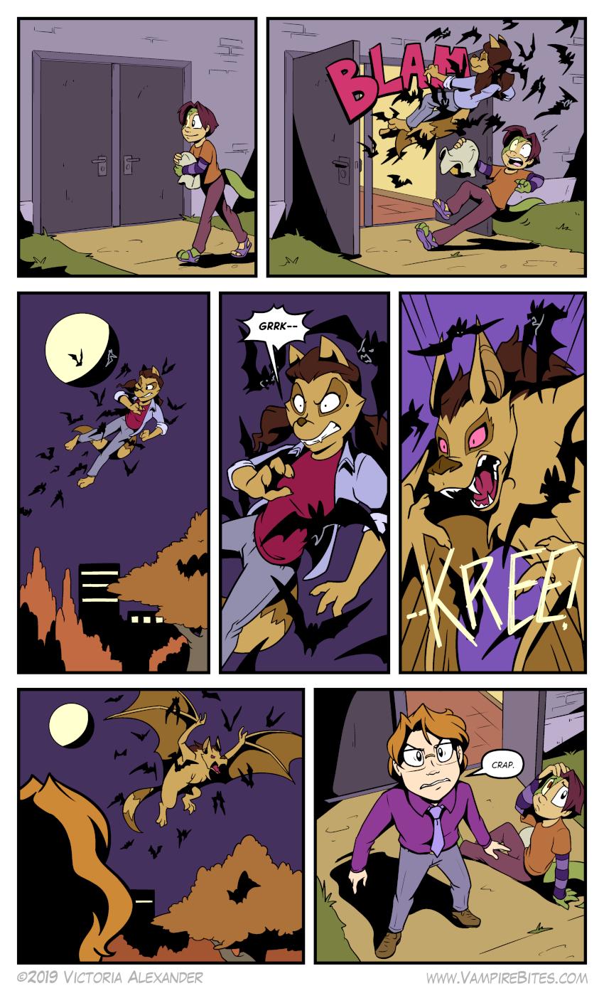Children of the Night, pg 15