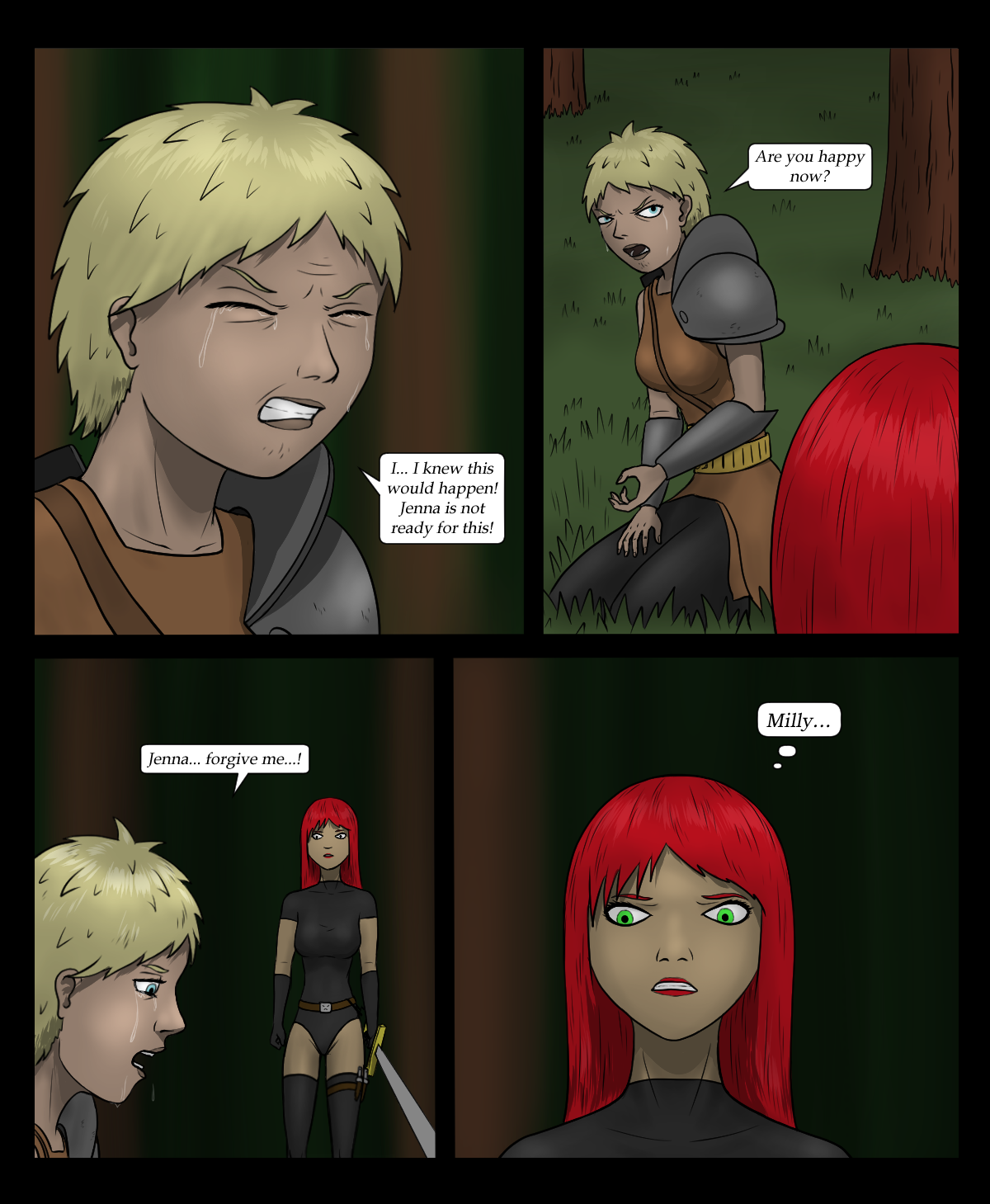Page 84 - Nothing to say