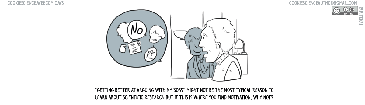 676 - Why did you learn science?