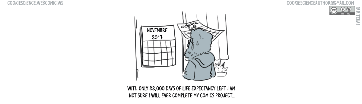 653 - Only a lifetime left to draw