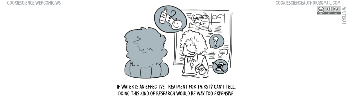 611 - Research can be expensive