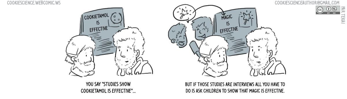 """604 - """"Studies"""", """"studies"""", """"studies"""", but what kind of studies?"""