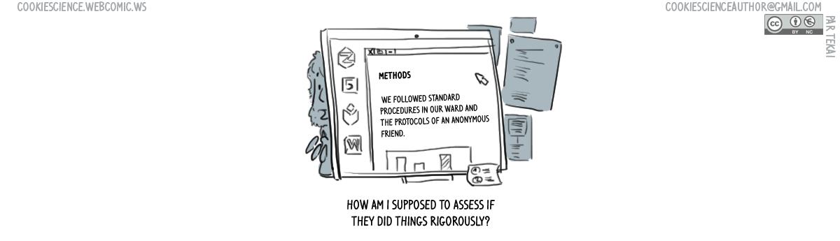 600 - Try assessing their methods