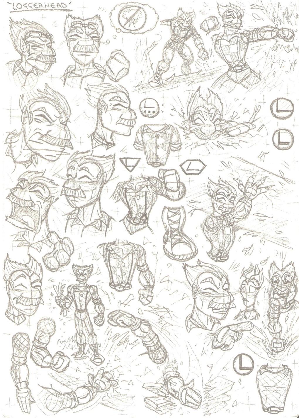 Concept art: Loggerhead 1
