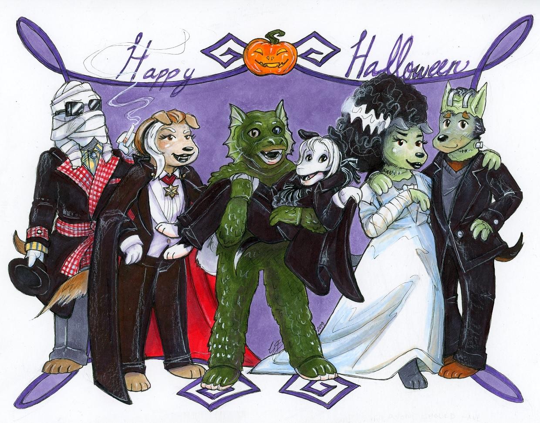 Hallowe'en 2019