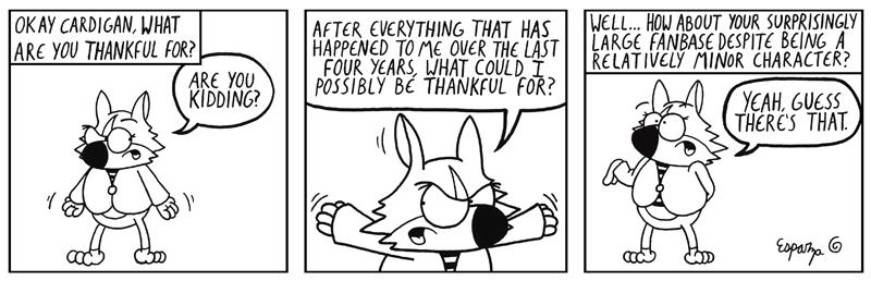 THANK GOODNESS, PT. 5 (BF #561)