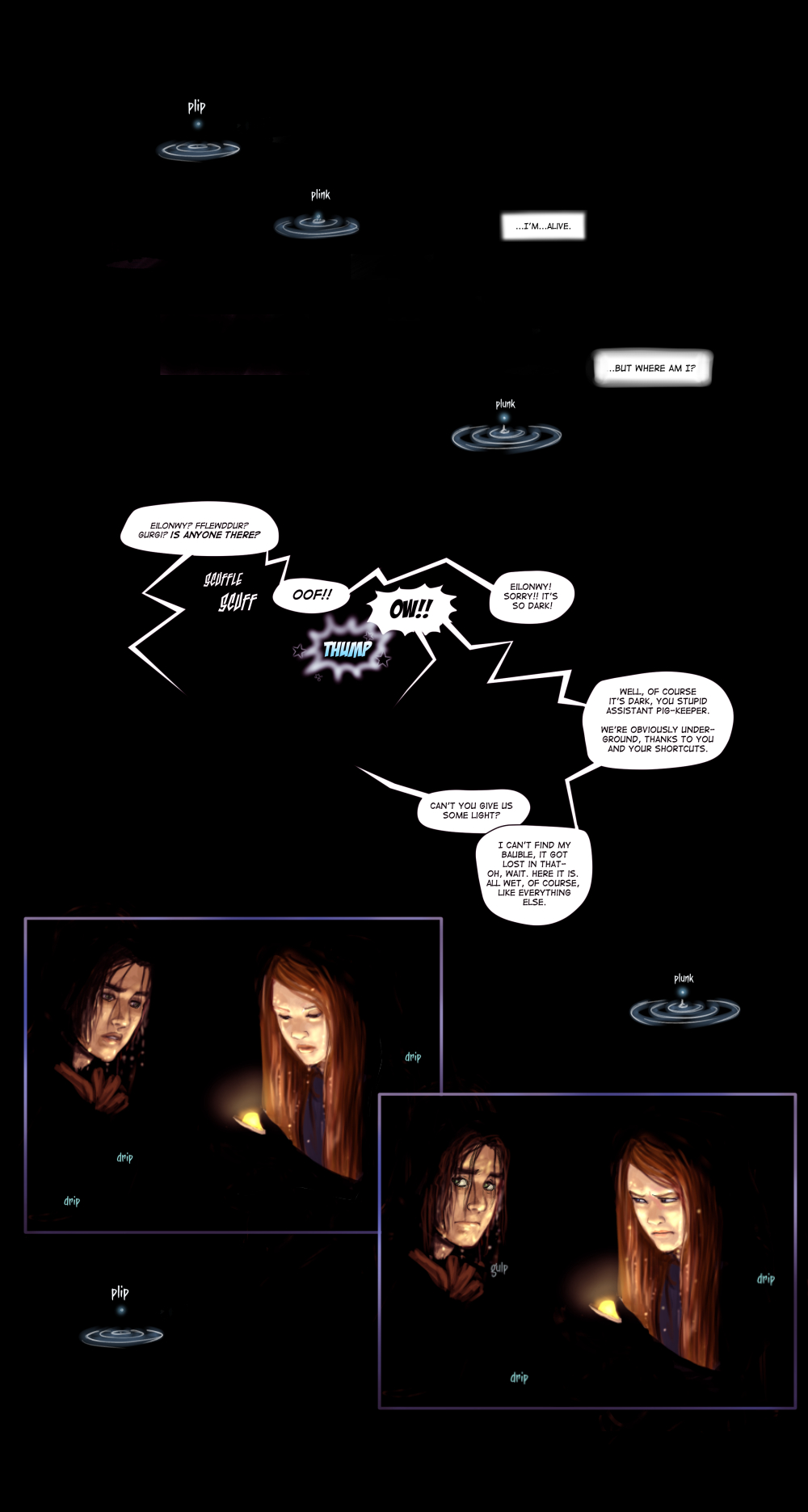 Chapter Fifteen page one