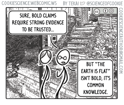1404 - Bold claims require strong evidence